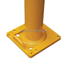 Surface Mounted Removable Steel Pipe Safety Bollards