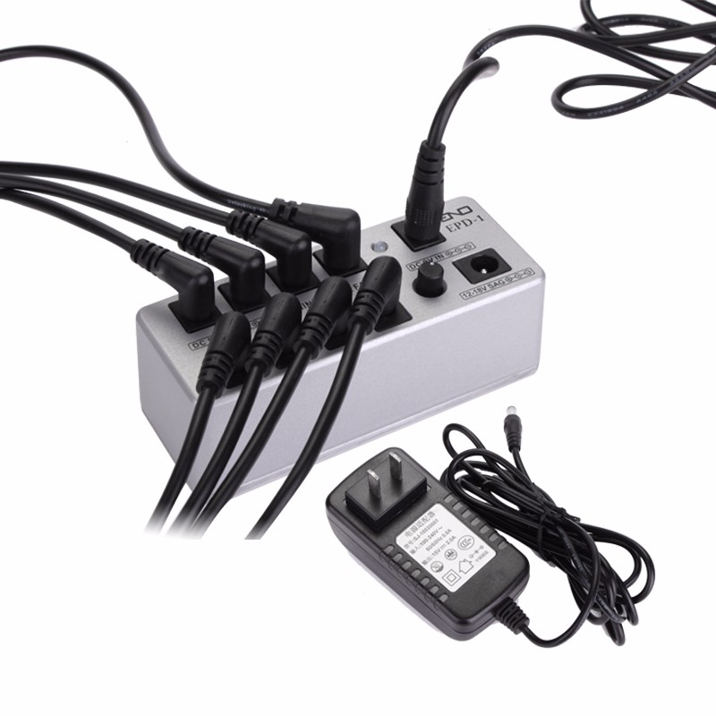 ENO New 9 Isolated Output Pedal Power Supply,Pedal Power Generator,Guitar Pedal Power Supply