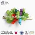 Personality design satin ribbon soft touch felt bowknot ornaments