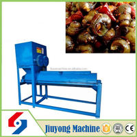 stainless steel best seller River snail meat and shell separator