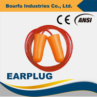 High Quality Polyurethane Foam Earplug Supplier
