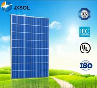 Cheapest price 200w poly solar panel pv of per watt quality silicon module