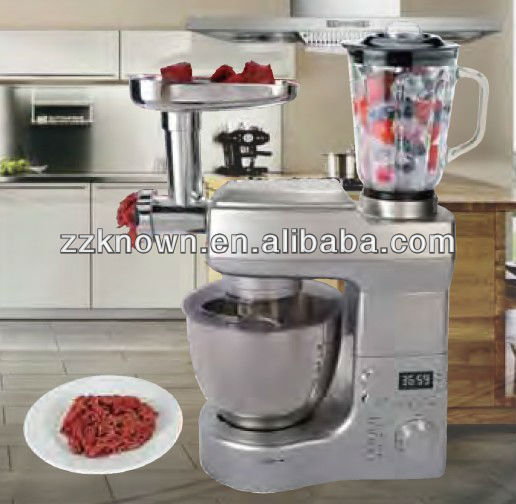 High quality food mixers for sale with 6L mixing bowl
