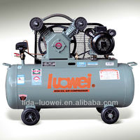 Oil free piston 3HP air compressor HV-0.22/8
