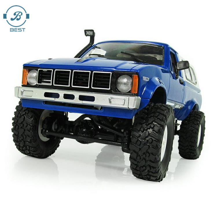 WPL C-24 Jeep 4WD RC CAR Remote Control Toy 1:16 Model Car 2.4G OFF-Road RC High Speed Truck RTR Car for Child