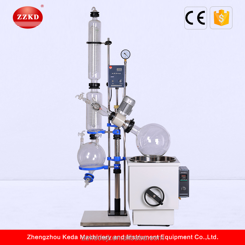 Good Performance Easy Operation Vacuum Oil Distillation System