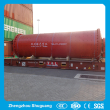 High Effcienty Good Performance Ball Mill