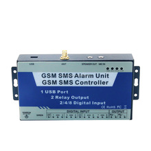 S150 GSM SMS Remote Controller Alarm Relay Switch supports Android APP ios APP 8Inpout /2 output