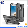 new products on china market Top selling slim armor case 2 in 1 shockproof phone case for lg lv5