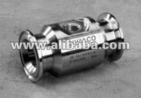 Genuine FMC Invalco Sanitary Turbine Flowmeter