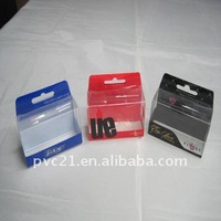 Gold Stamping Small Mini Size PET Soap Packaging Box
