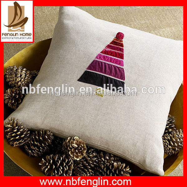 sublimation dye printing white blank pillow cushions and covers