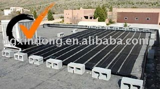 Summer solar heater.EPDM mat,pool heater,rubber absorber