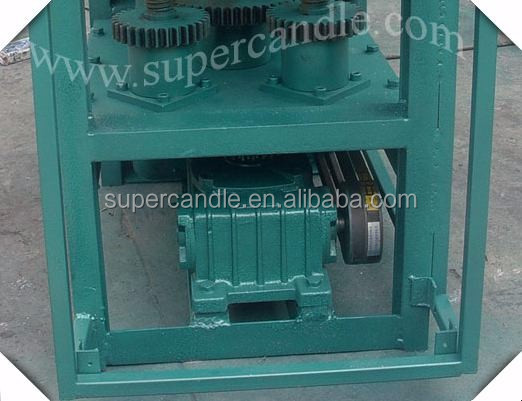 custom automatic wax crayon moulding mold machine for making pastel