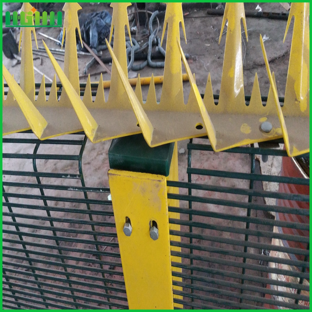 easy install balcony anti climb security fence manufacture