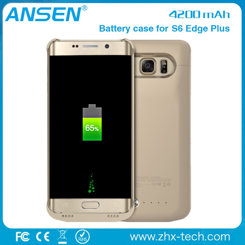Newest case for samsung galaxy s4 zoom New product 2016 in America slim fast charging battery case for Samsung galaxy s7