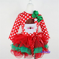 best most popular toddler boutique outfits kids clothing wholesale newborn baby christmas outfits infant baby christmas dresses