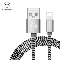 Good quality 1m Nylon Woven Cords Micro USB Fiber Fabric Braided Data Charger Cable Cord For Smartphone Cell Phone