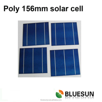 High efficiency best sale solar 156cell aluminum paste poly and mono