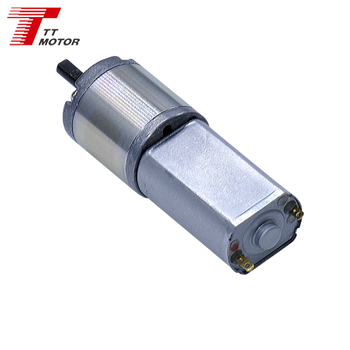 GMP22-180SH 22mm 24v dc motor low speed planetary gearbox