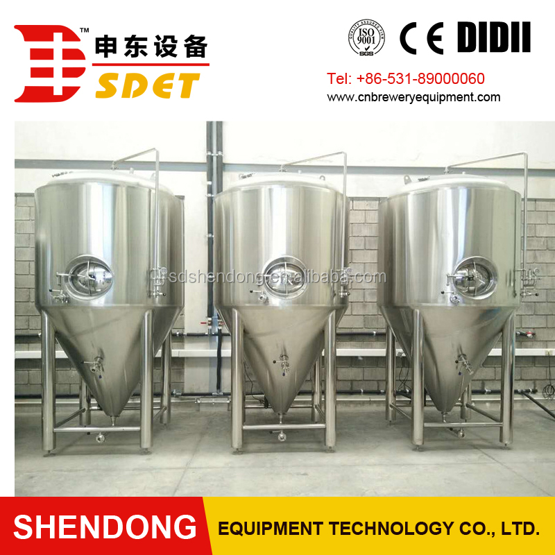 Turnkey Service 1000L Microbrewery Beer Equipment