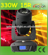 Newest 3 in 1 robe pointe 280w beam moving head light beam 330 Beam 15r for stage theater disco di party