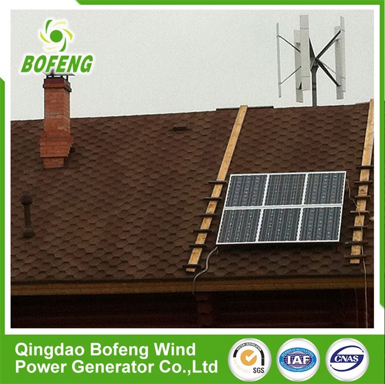 Nice Quality Best Selling Products 1kw-10kw solar wind hybrid system project in renewable energy