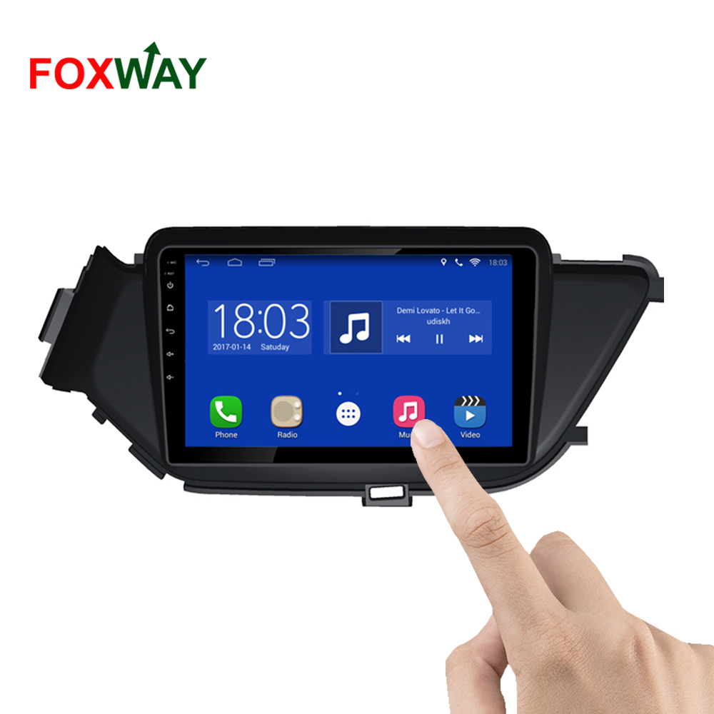 FOXWAY factory android car dvd player for Nissan Bluebird with audio radio multimedia gps navigation system