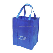 fantastic promotiona non woven Shopping Bag with reinforced sewn handles
