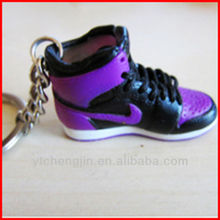 men shoes jordans products involved Air Jordan1/3d shoes keychain