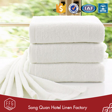 FFG High quality organic 100% egyptian cotton weave bath towels 70cm By 140cm