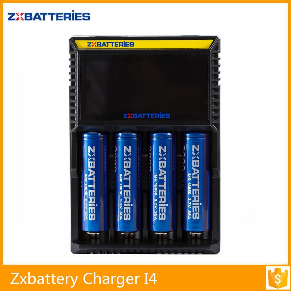 Zxbattery Wf-139 Ultrafire Battery Charger