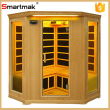 infraspa sauna room,infra-red sauna,aqualine sauna with high quality