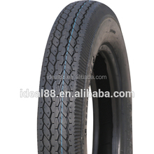 motorcycle tyre 375-12 with new street pattern (50% rubber content )