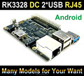 Rockchip RK3328 Quad-Core A53 1.5GHz Linux Ubuntu OS android6.0 b/g/n wifi Ethernet with RJ45 LAN 5V/3A main board mother board
