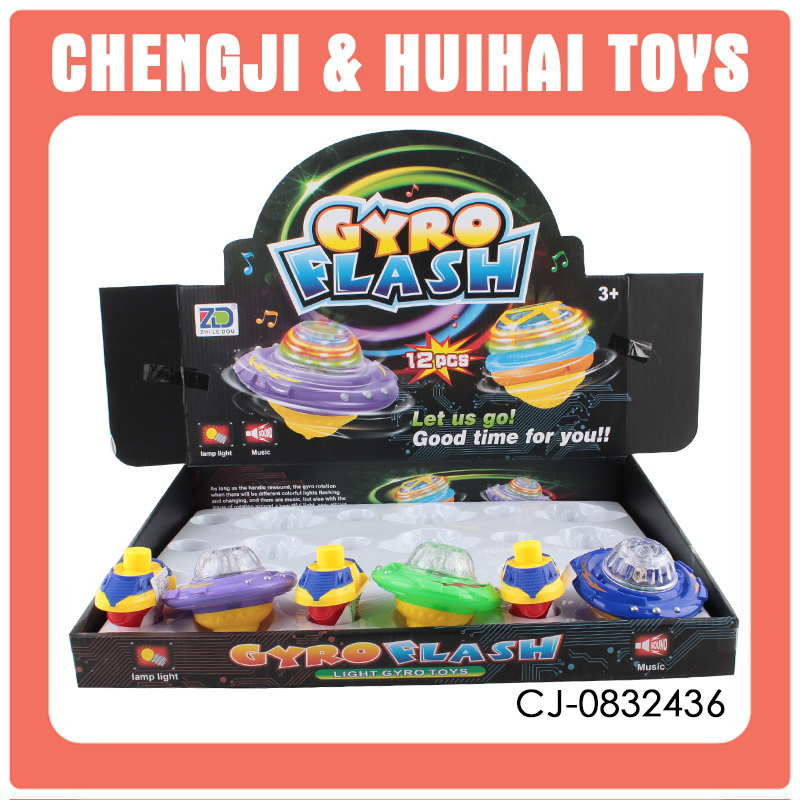 Promotional Cheap classic toy newest mini beyblades top with light