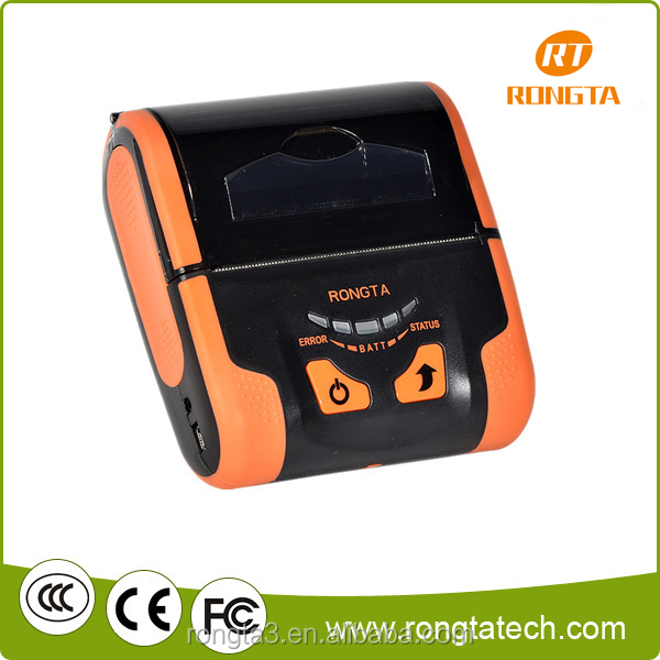 handheld pos mobile printer with wifi and bluetooth connecting RPP300