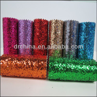 chunky glitter fabric shoes material textiles leather products