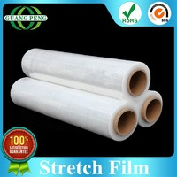 Popular LLDPE Material Casting Clear Heat Shrink Plastic Film