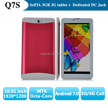 MTK6592 Octa Core Phablet Smart Phone 7 inch 1920*1200P Touch Screen Android 6.0 13.0MP