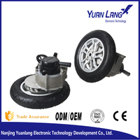 Brushless DC motor bldc motor and controller kit for wheelchair
