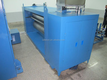 LBCB001 nonwoven two roller calender Ironing machine