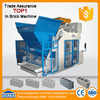 block machine offers QMY10-15 laying cement block machines