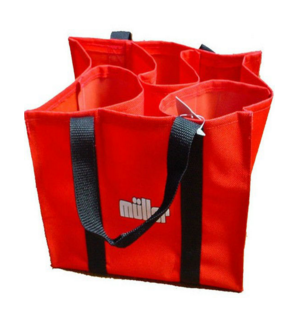 customer design non woven wine bag beer bag bottle nonwoven bag