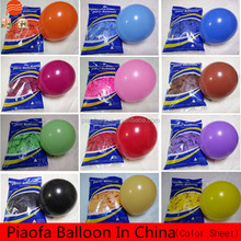 Good quality round 12 inch cheap 100% nature 12inch latex balloon meet /EN7-1-2-3 certificate wholesale in China
