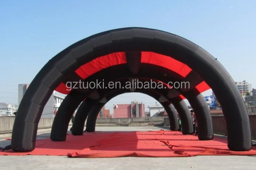 inflatable entrance wedding arches