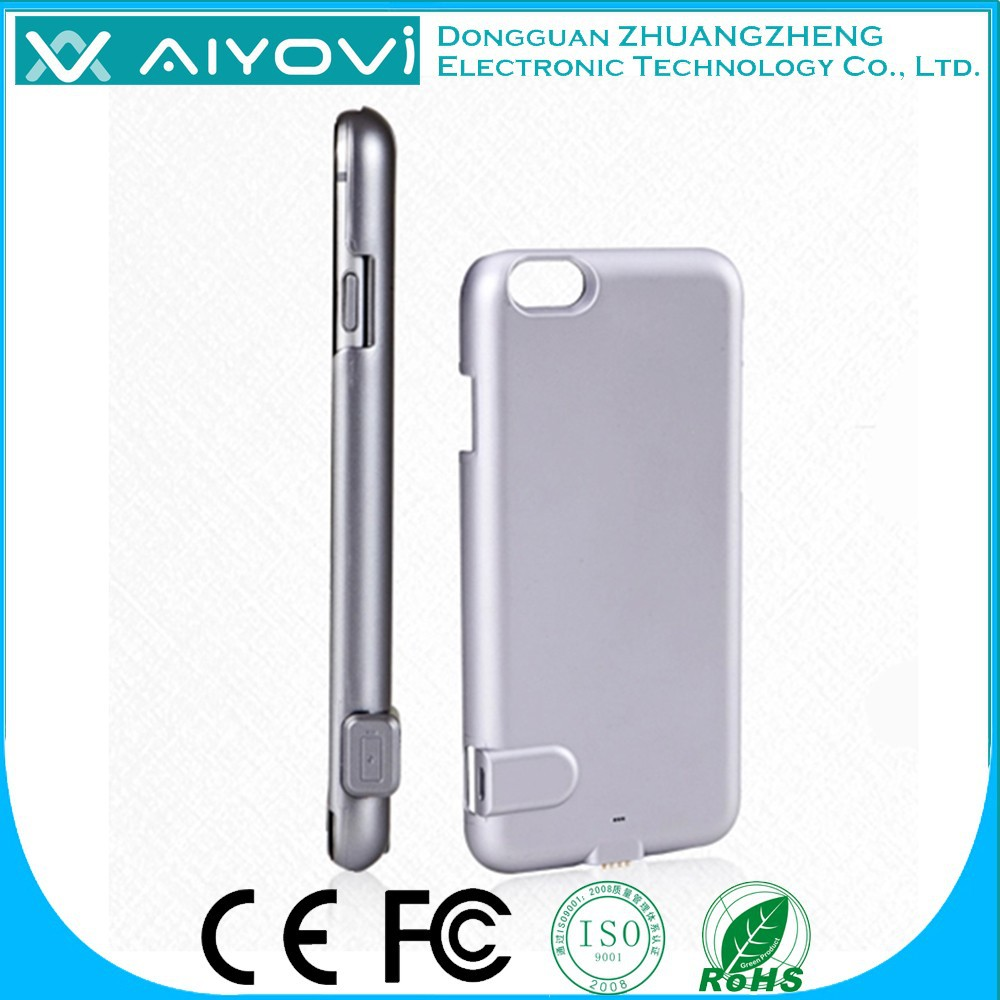 (PD-01)External Backup Plastic Battery Case for Iphone