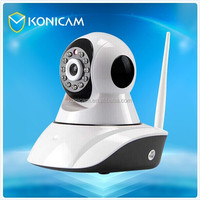 Konicam Wifi Wireless IP Robot Camera supports Mobile Phone and Email