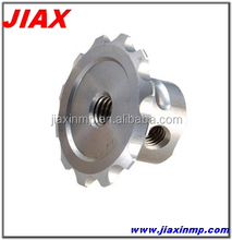 custom cnc machining sewing machine parts, welding machine parts, lathe machine parts