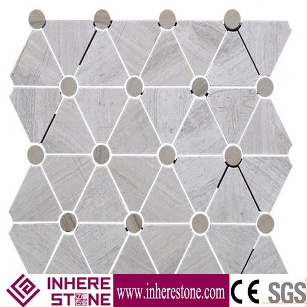 wall tile easy stone mosaic design pictures pattern